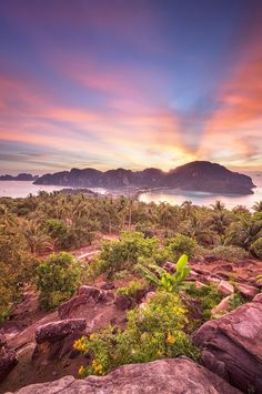 """"""" Phi-phi island, Krabi Province, Thailand by Vasyl Onyskiv """""""