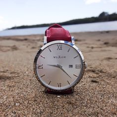 Take me to the ocean ~ Red//Silver #watch