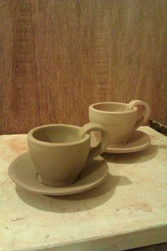 Мой гончарный дневник: Чашка заданной формы и размера.