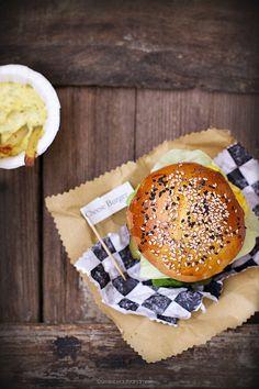 Cheese burger con Toma piemontese