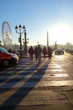 A Walk About Paris - The Londoner