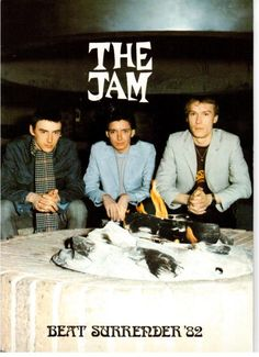 The Jam // Beat Surrender '82 //