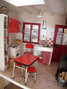 minimanie: inside the house ...