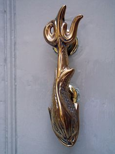 Cool Brass Door Knocker images-Image by Maltese Falcon59