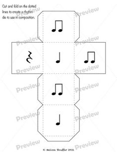 Halloween Composing by Mrs Stouffer's Music Room Music Education Games, Music Activities, Teaching Music, Physical Education, Health Education, Music Classroom, Music Teachers, Halloween Music, Elementary Music