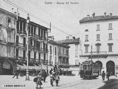 Cavour square 1900