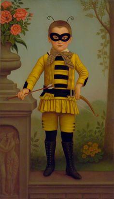 Colette Calascione, Bee Boy