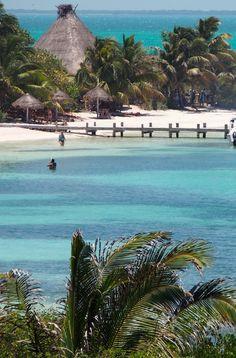 Isla Contoy Mexico