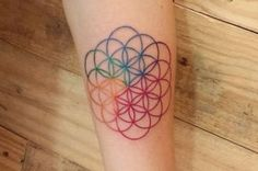 Super Minimalist Geometric Tattoo Sacred Geometry Flower Of Life 38 Ideas