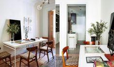 Un appartement au charme classique indémodable | Madame Décore