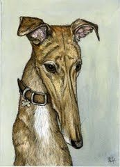 Greyhound Art #13 of 20