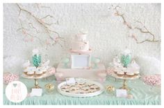 Little Big Company | The Blog: Butterfly and Blossom Christening by Love Every Detail