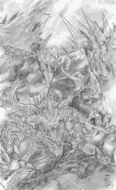 illus. by Leonardo Bimbati  Kaiju