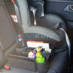 Powered Seat Organiser with USB | 12v & 24v | ROADKING.co.uk Campervan Ideas, Arcade Games, Objects, Usb, Organization, Phone, Getting Organized, Organisation, Telephone