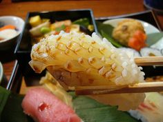 Oh, great sushi lunch again!