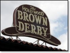 Brown Derby (the Hollywood Studios edition)...if nothing else, go for the grapefruit cake.