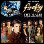 Firefly is a fun game based on the TV show. Mark and I own this and are looking forward to the expansion.