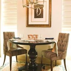 Small Kitchen Table Design Ideas, Pictures, Remodel, and Decor