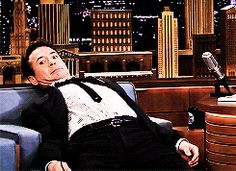 Robert Downey Jr. on The Tonight Show with Jimmy Fallon (Oct. 2014)