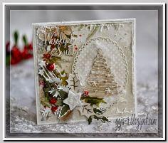 No jak tu nie kochać świąt, Taki magiczny czas jest tylko raz w roku... czy można zamknąć ten czas na kawałku papieru , czas...