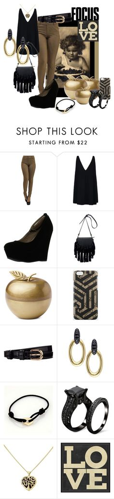 """""""FocusLove"""" by kloeyblue ❤ liked on Polyvore featuring STELLA McCARTNEY, Delicious, Kate Spade, Gucci, John Lewis, Cartier, women's clothing, women, female and woman"""