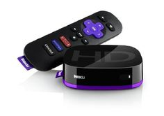 Roku HD streaming player ($60)