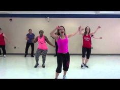 Warm Up 2- DJ Baddmixx, Choreography by Natalie Haskell for Dance Fitness