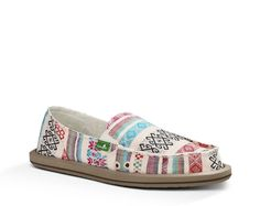 Donna Sidewalk Surfer for Women | Sanuk Size 7