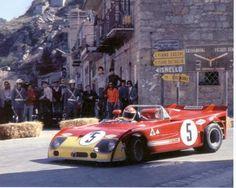 Nanni Galli - Helmut Marko, Alfa Romeo 33 TT3 (Targa Florio, 1972)