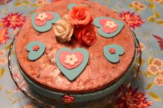 tarta de corazones Sonsoles