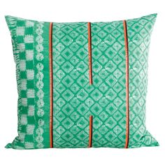 CTY Cushion Cover 60x60cm, Green, 180