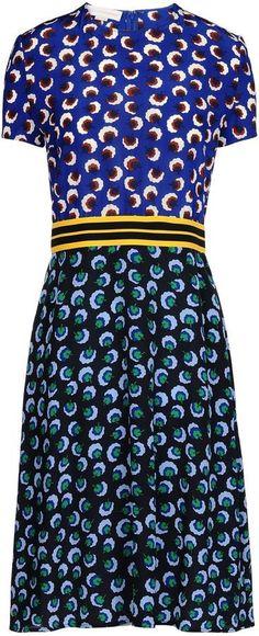 "Pin for Later: 15 Kleider, die geradezu schreien: ""Frühlingsanfang!""  Stella McCartney Kleid ""Petra"" (775 €)"