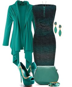 Get the outfit details here-->>http://www.kitsylane.net/dresses/bodycon-dress/ — with Na Dean.