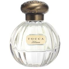 Tocca Liliana Eau de Parfum 50ml ($88) ❤ liked on Polyvore featuring beauty products, fragrance, perfume fragrances, eau de parfum perfume, tocca perfume, peony perfume fragrances and edp perfume