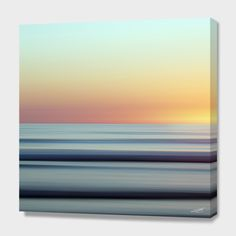 «blua ondo», Numbered Edition Fine Art Print by Steffi Louis - From $49.00 - Curioos