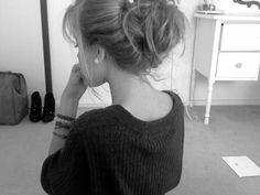 bun. like this