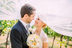Hochzeit in den Weinbergen von Birnau