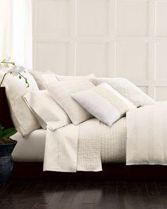 Donna Karan Home Bed Linens Quilt - traditional - sheet sets - Horchow