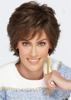Search results for: 'view id 114841 s voltage elite shadow shades by raquel welch ss eg category - Wilshire Wigs Short Hair With Layers, Short Hair Cuts For Women, Short Hairstyles For Women, Wig Hairstyles, Short Haircuts, Teenage Hairstyles, Pretty Hairstyles, Raquel Welch Wigs, Monofilament Wigs