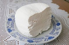 Homemade Cheese, Diy Food, Feta, Camembert Cheese, Dairy, Cooking, Health, Recipes, Kitchen