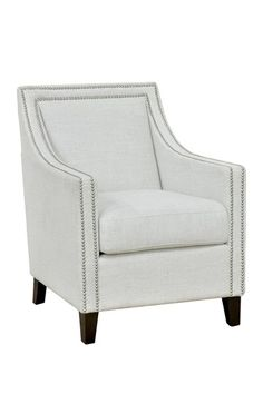 Corina Club Chair - Ivory by Natural Rustic Furniture on @HauteLook