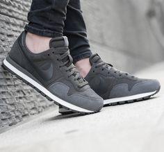 Nike AIR PEGASUS 83 LEATHER grey sneaker