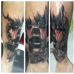 Queen of Darkness tattoo