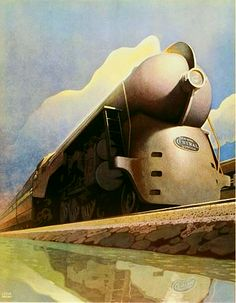 Leslie Ragan (1897-1972) Artist