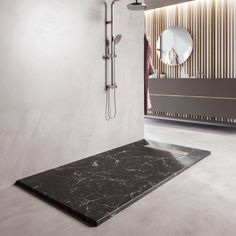 Markina, elegancia natural diseñada para tu baño : Bosnor Solid Surface, Decoration, Kids Rugs, Home Decor, Models, Shower Trays, Hardwood, Grey Colors, Showers