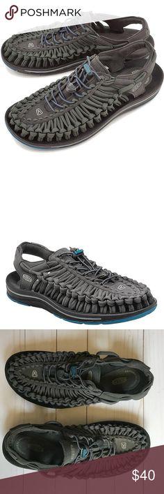 24cb8d597ac8 Men s Keen Uneek Flat Cord Sandal 8.5 Excellent used condition Men s Keen  Uneek Flat Cord Sandal