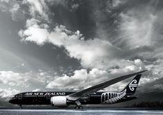 Air New Zealand Wordmark airline design branding inspiration