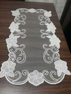 This Pin was discovered by Sev Lace Weddings, Bridal Wedding Dresses, Bridal Lace, Hardanger Embroidery, Embroidery Stitches, Embroidery Patterns, Organza, Tulle Lace, Diy Crafts Videos