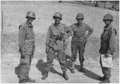 82nd AIRBORNE DIVISION - Sicily 25 july 1943