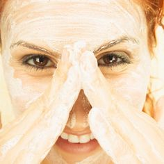 Need to try this exfoliate: 7 Steps to Perfecting the No-Makeup Look